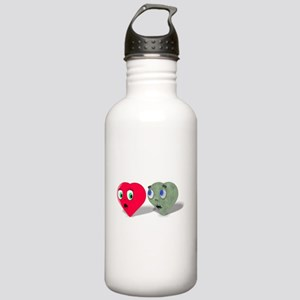 Zombie Love Stainless Water Bottle 1.0L