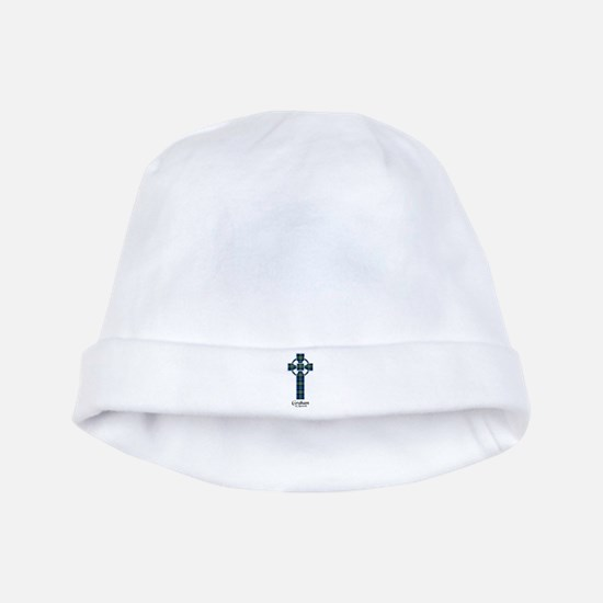 Cross - Graham of Menteith baby hat