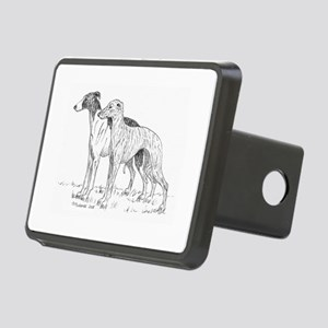 Whippet Rectangular Hitch Cover