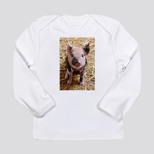 Piglet Long Sleeve Infant T-Shirt