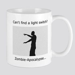 Light Switch Zombie Mug