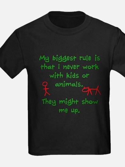 Kids or animals T