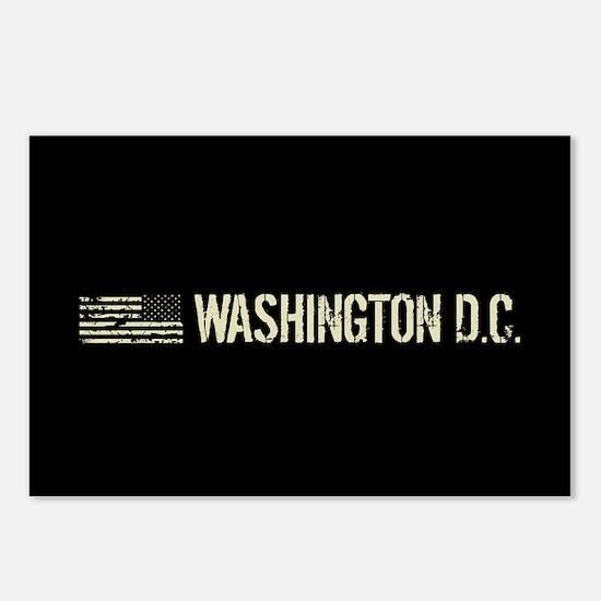 Black Flag: Washington D. Postcards (Package of 8)