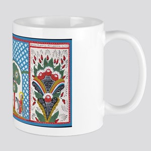 Jesus entering the gate of Jerusalem Mug
