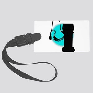 Respiratory Therapy Large Luggage Tag