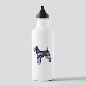 Kerry Blue Portrait Stainless Water Bottle 1.0L