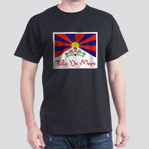 Idle No More Tibet, by Tigana Dark T-Shirt