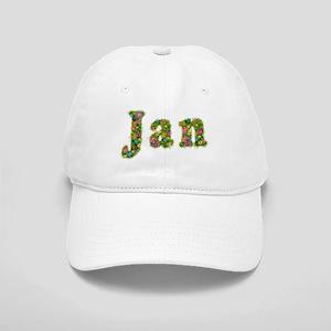 Jan Floral Cap