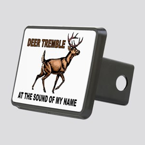 DEER ME Rectangular Hitch Cover
