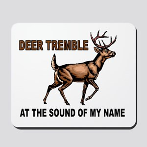 DEER ME Mousepad