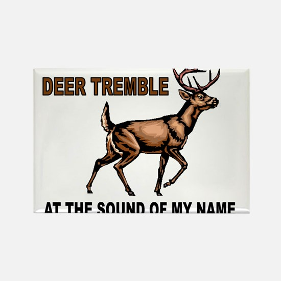 DEER ME Rectangle Magnet