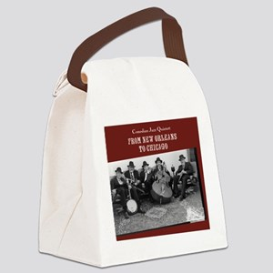 From New Orleans... Canvas Lunch Bag