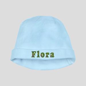 Flora Floral baby hat