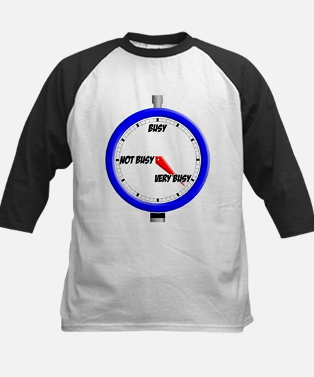 VeryBusy Meter copy.png Kids Baseball Jersey