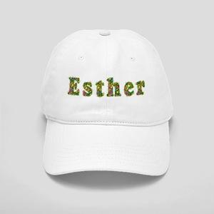 Esther Floral Cap