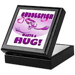 Cuddlefish wants a hug Keepsake Box
