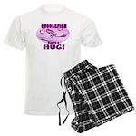 Cuddlefish wants a hug Men's Light Pajamas