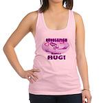 Cuddlefish wants a hug Racerback Tank Top