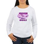 Cuddlefish wants a hug Women's Long Sleeve T-Shirt