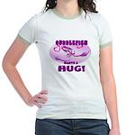 Cuddlefish wants a hug Jr. Ringer T-Shirt