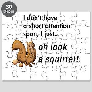 Oh Look A Squirrel Puzzle