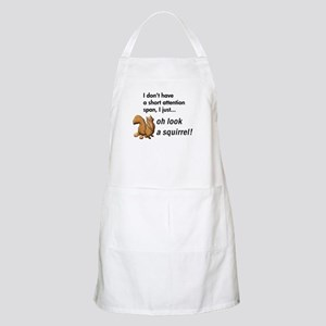 Oh Look A Squirrel Apron