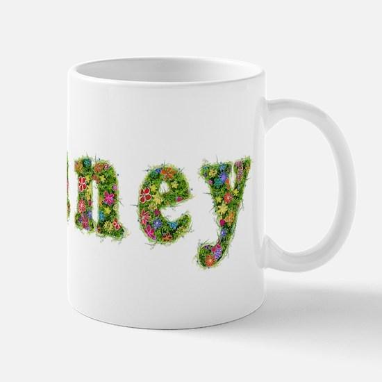 Delaney Floral Mug