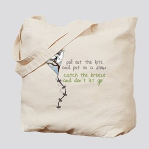 Catch The Breeze Tote Bag