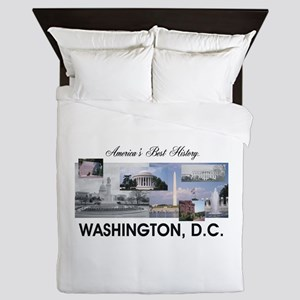 Washington Americasbesthistory.com Queen Duvet