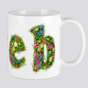 Deb Floral Mug