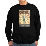 Paleo Jay's Smoothie Cafe Sweatshirt (dark)