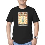 Paleo Jay's Smoothie Cafe Men's Fitted T-Shirt (da