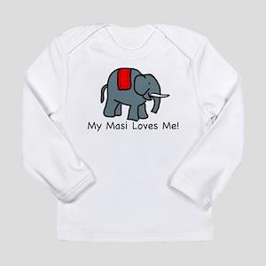 MasiLovesme Long Sleeve T-Shirt