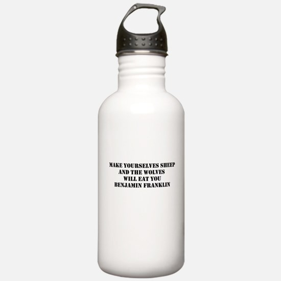 PATRIOT EXPRESSIONS Water Bottle