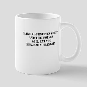 PATRIOT EXPRESSIONS Mug