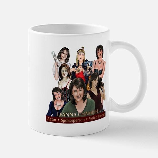 Leanna Chamish Mug