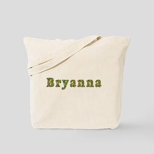 Bryanna Floral Tote Bag