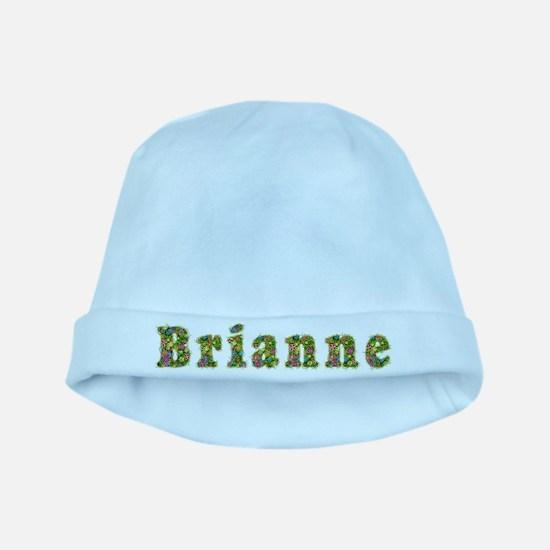 Brianne Floral baby hat