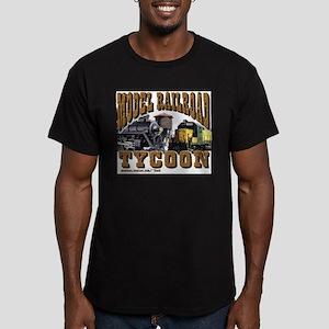 New Model LargeWd Men's Fitted T-Shirt (dark)