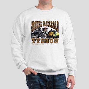 New Model LargeWd Sweatshirt