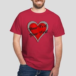 Crimson Heart Dark T-Shirt