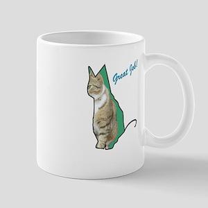 cat01 Mugs
