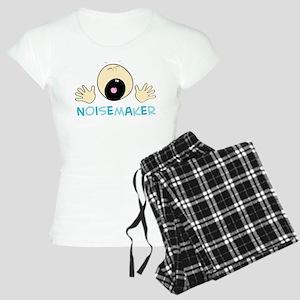 Noise Maker Women's Light Pajamas