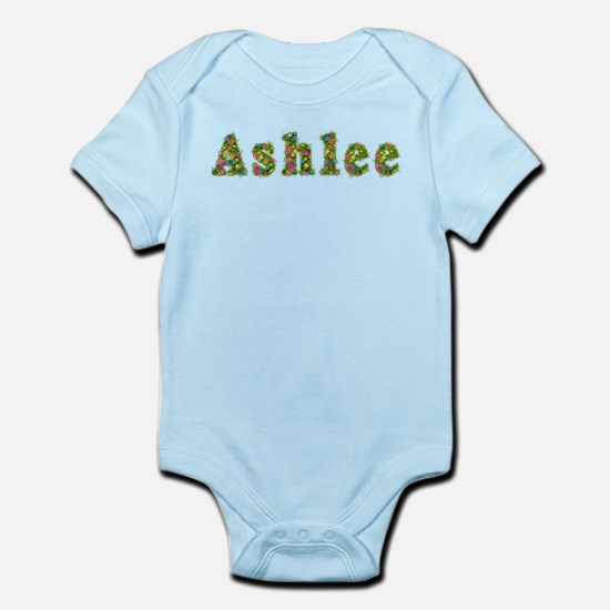 Ashlee Floral Infant Bodysuit