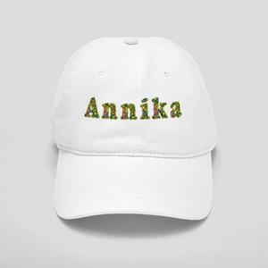 Annika Floral Cap
