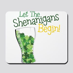 Shenanigans Mousepad