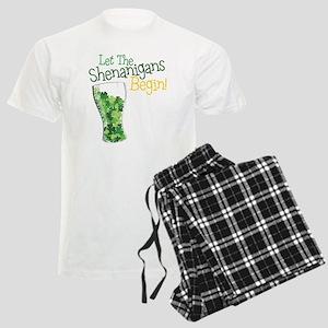 Shenanigans Men's Light Pajamas