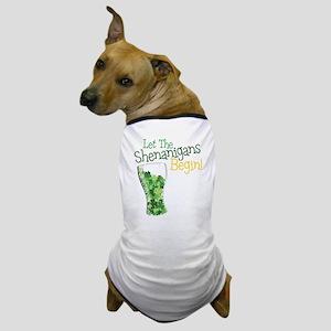 Shenanigans Dog T-Shirt