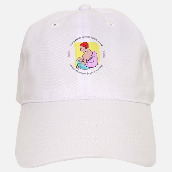 Breast Health Baseball Baseball Cap