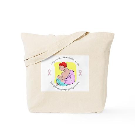 Breast Health Tote Bag